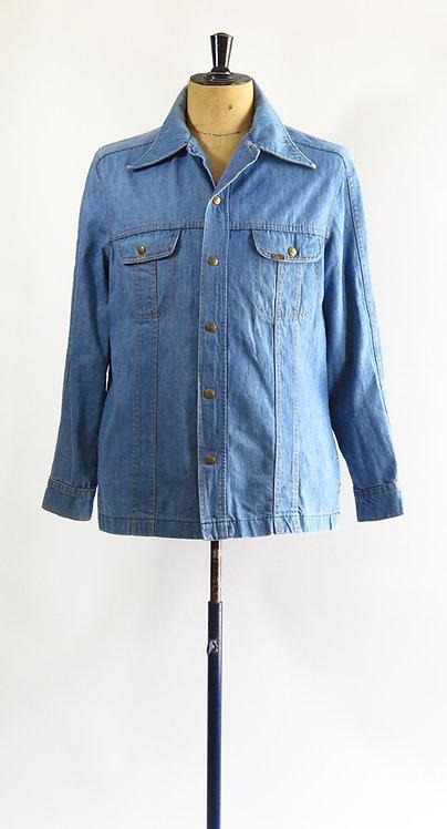 1970's Lee Shirt/Jacket  L
