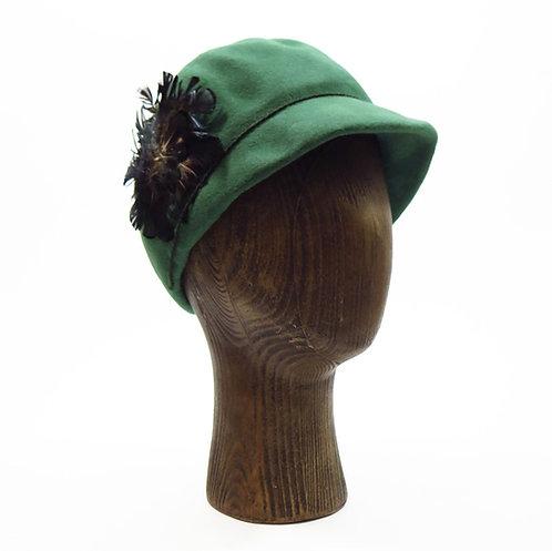 1960s Cloche Hat
