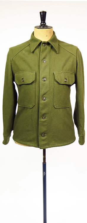 1960-70s Military Style Over Shirt / Jacket
