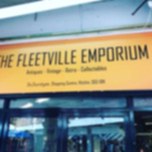 Fleetville Vintage Emporium Hitchin