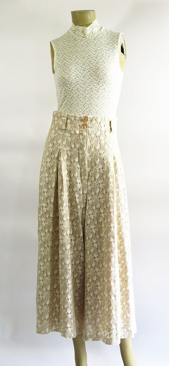 Modern Lace Culottes