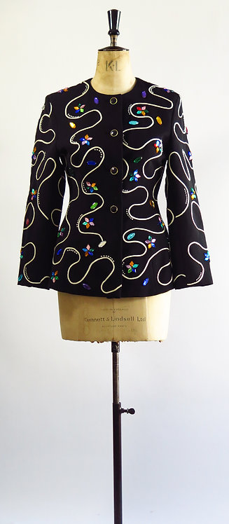 1990s Embellished Jacket