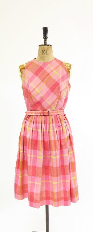 1950s Kitty Copeland Dress