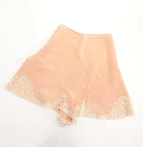 1930s Deco Silk Lingerie Tap Pants