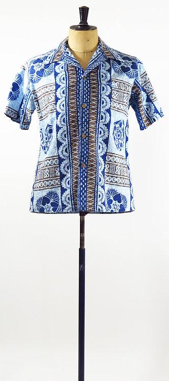 1970's Hawaiian Shirt M-L