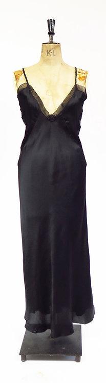 1930s Harvey Nichols Deco Slip Dress