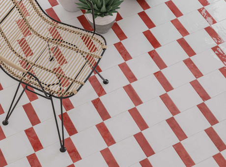 Tile layouts & where to use them