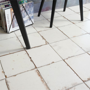 How to ruin your grout forever