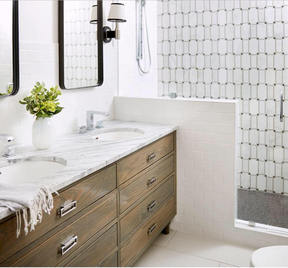 Bathroom Tile Selections