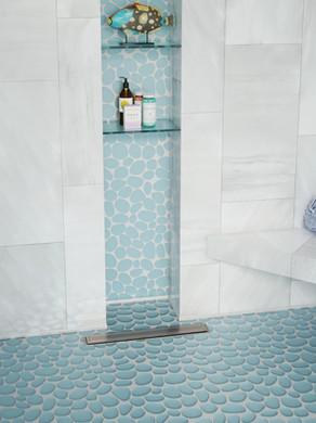 How do I clean my tile?