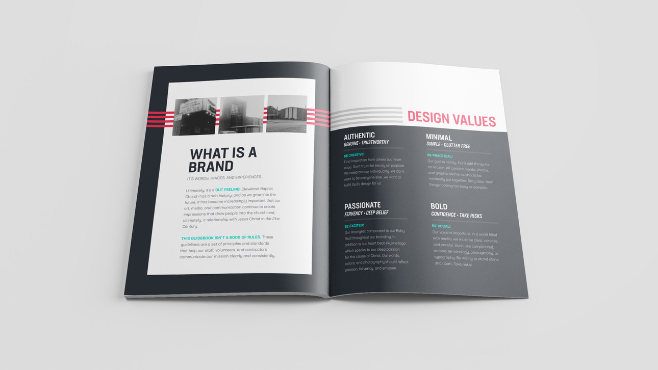 Cleveland Brand Guide