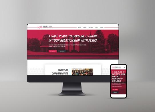 Cleveland Baptist Website
