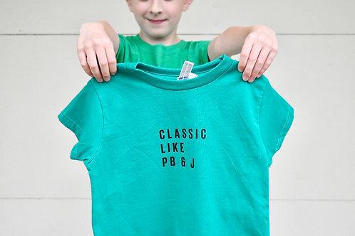 Classic Like PB & J Toddler