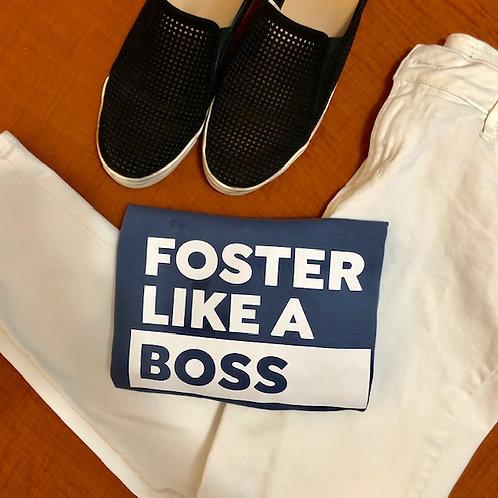 Foster Like A Boss Women's T-shirt