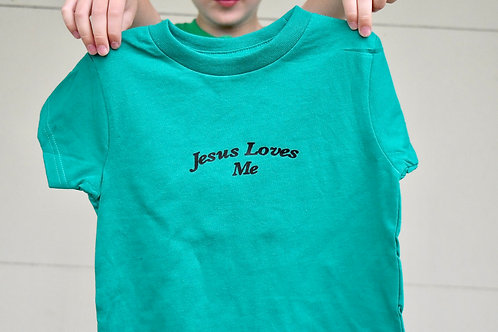 Jesus Loves Me Toddler