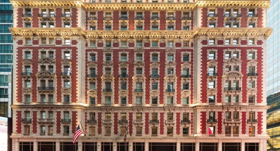 Knickerbocker Hotel NYC