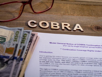 More Questions on COBRA Subsidies Answered