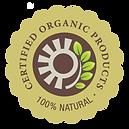 Alimentos orgânicos distintivo 12