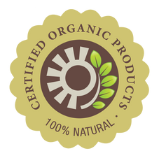 Organic Food Badge 12
