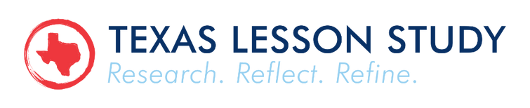 Texas Lesson Study Banner
