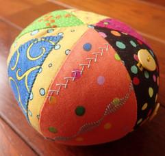 Fabric Ball Plush