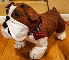 Bulldog Plush