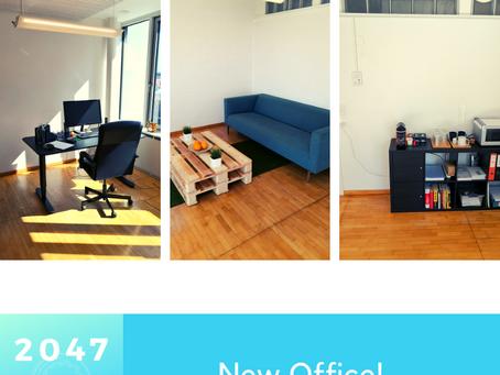 Neuer Office für die 2047 Agency