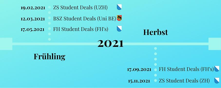 FH Student Deals, ZS Student Deals , BSZ Student Deals 2020 , 2021