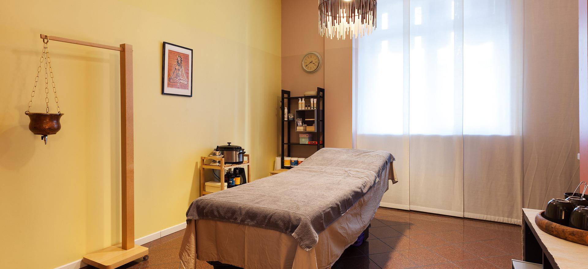 Sala Massaggi