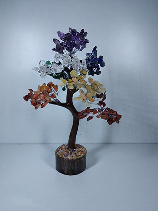 Crystal Tree: Multi Crystal Quartz