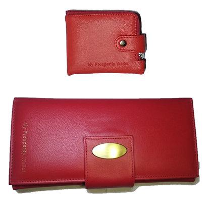 Zip Wallet + Passport Wallet