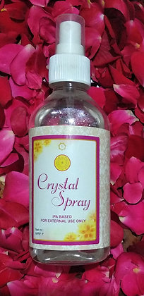 Healing Spray for Crystal Cleansing