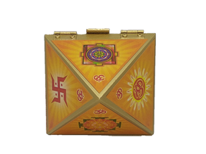 Pyramid Wish Box