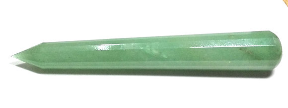 Green Laser Crystal - 5.75 Inches