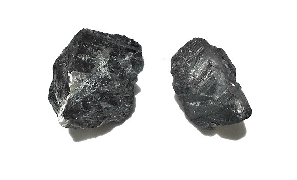 Black Tourmaline Raw Rock