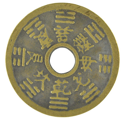 Feng Shui coin For Business and Prosperity