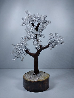 Crystal Tree: Clear Quartz