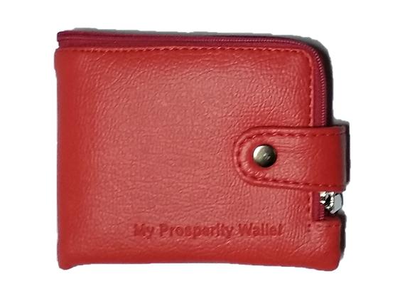 Men's Wallet Zip