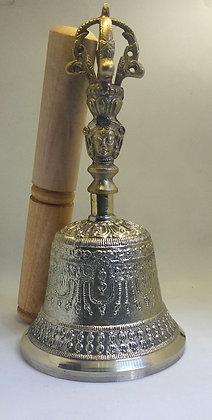 OM Bell [Tibetan Bell]