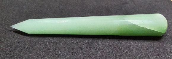 Green Laser Crystal - 5.25 Inches