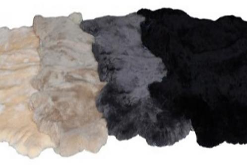 Short Wool  -  Sheepskin Rug