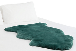 Sheepskin wool medical skins and rugs