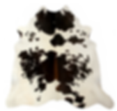 Our 100% Brazilian Cowhides are the natural, unbleached skin and hair, thus retaining the original coloring of the animal.  We sell our Brazilian Cow hides both online and from our Brisbane northside warehouse.