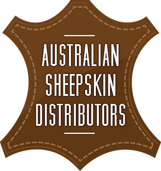Australian sheepskin distributors Brisbane logo