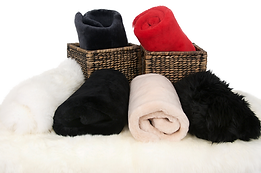 Sheepskin wool floor rugs