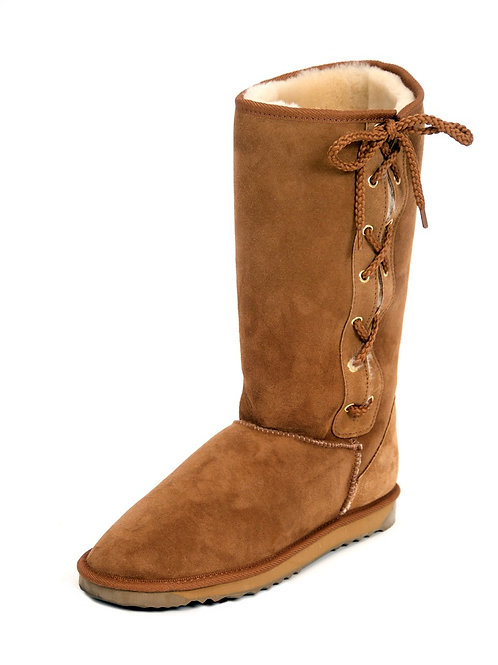 Ugg Boots  -  Long with lace-up  -  MALE
