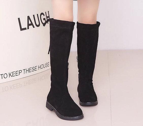 Girls Knee-high Boots