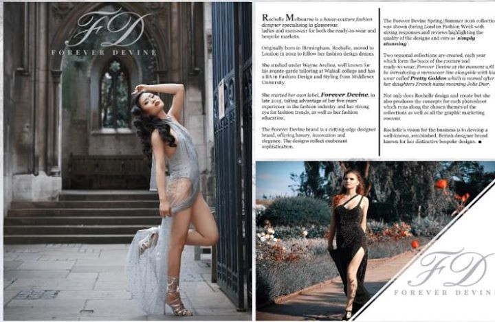 Thank you NMB magazine for featuring For