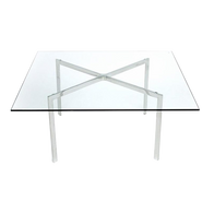 LM VAN DE ROHE- SQUARE TABLE