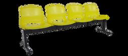 RABAMI GANG- Polypropylene - 4 seater